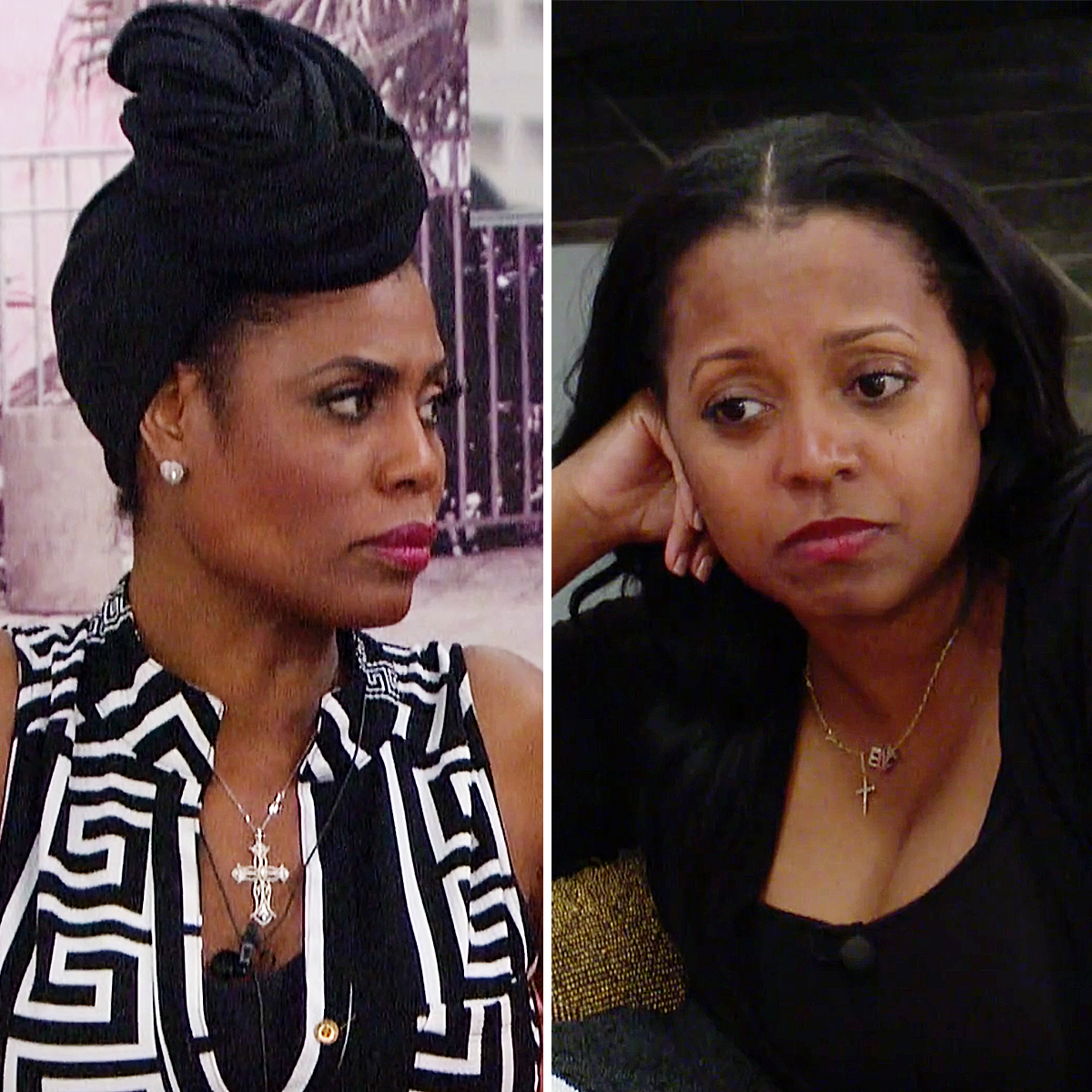 Omarosa Keshia Knight Pulliam Celebrity Big Brother