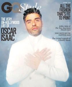 Oscar Isaac GQ Style