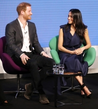 Prince Harry Meghan Markle Royal Foundation Forum