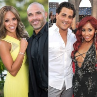 Couples Survived reality TV Curse Snooki-Polizzi-and-Jionni-LaValle melissa joe gorga