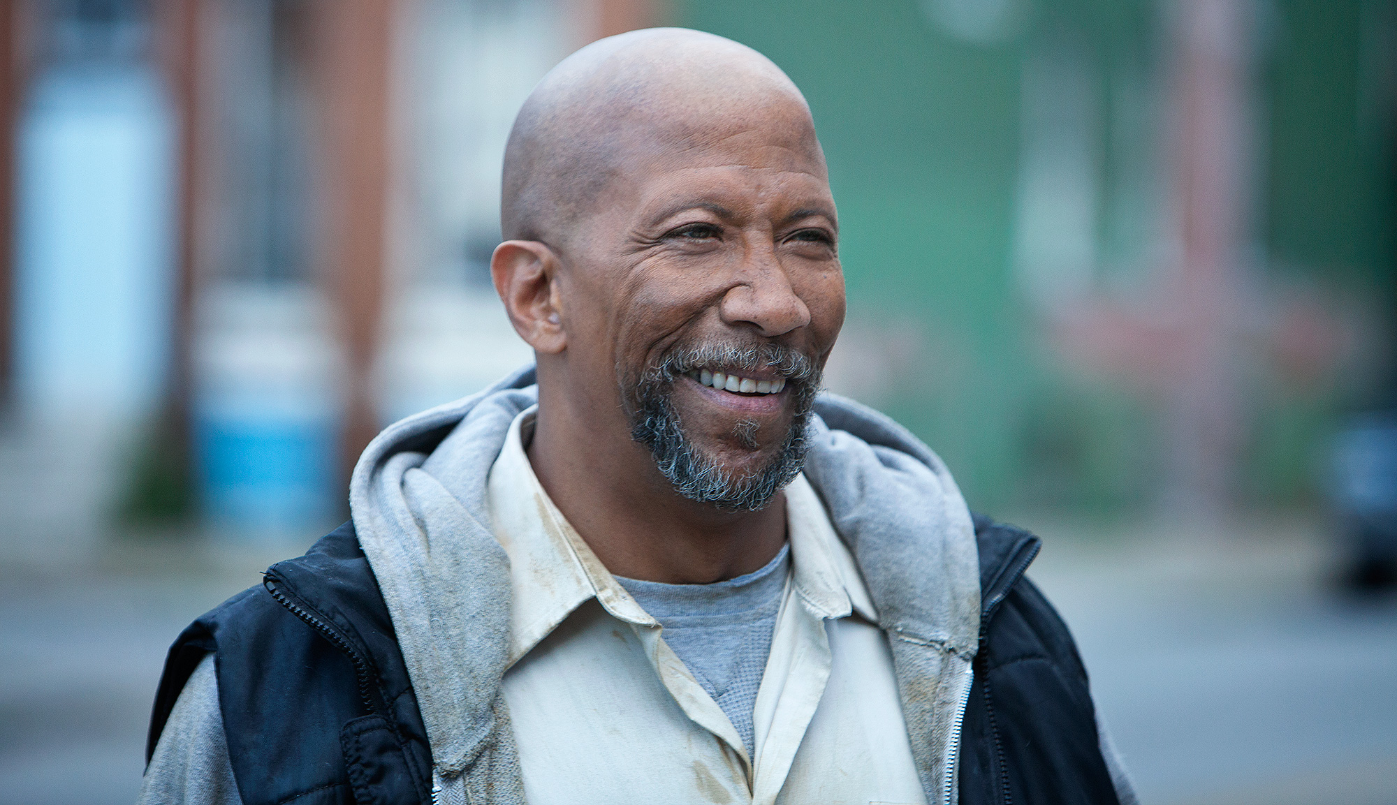 'House of Cards' and 'The Wire' Star Reg E