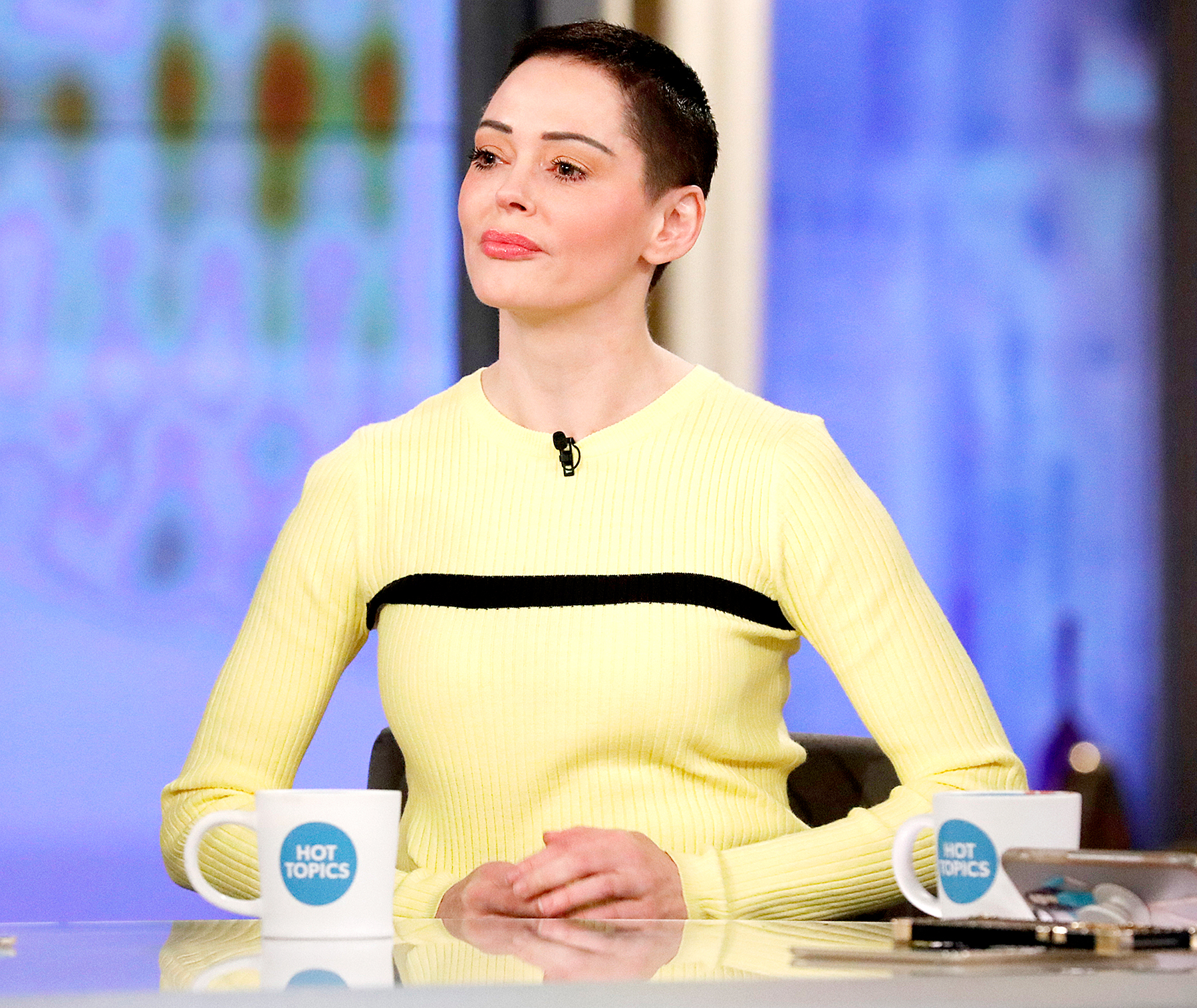Rose McGowan Wore That Infamous VMA Dress To Protest Harvey Weinstein