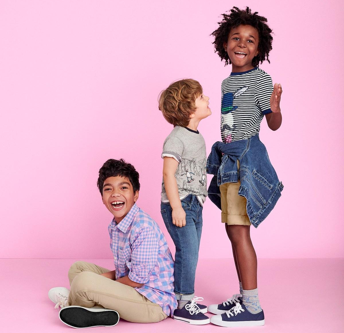 fc976c1ec8 Sarah Jessica Parker x Gap Kids Clothing Collection: Details