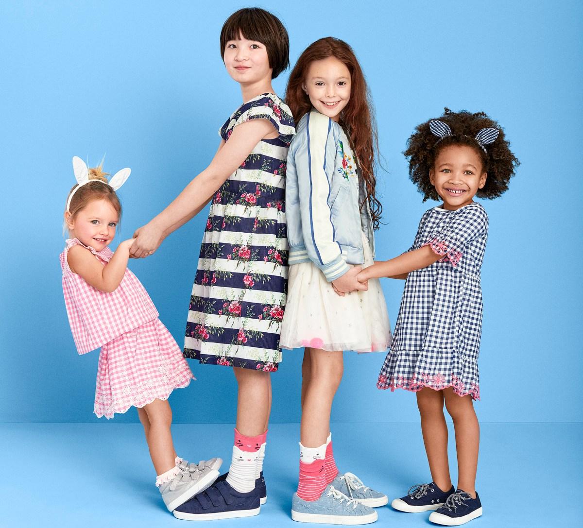 Sarah Jessica Parker x Gap Kids Clothing Collection: Details