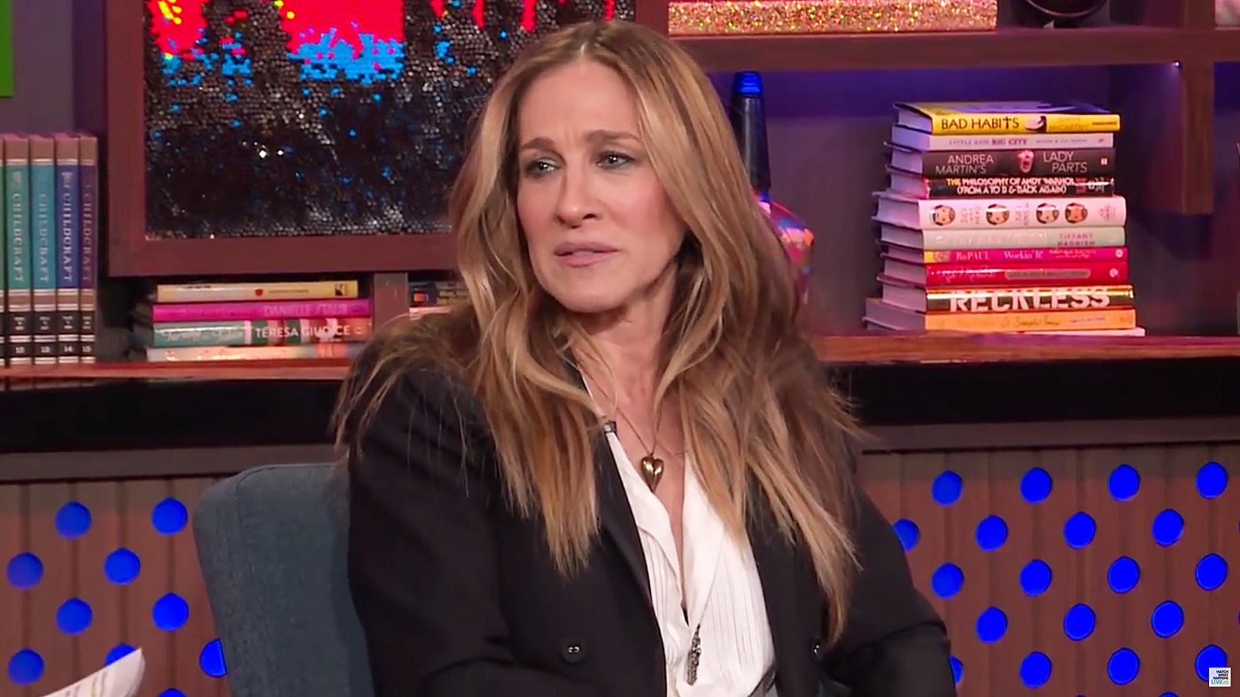 Sarah Jessica Parker Said Being On Sex And The City Felt