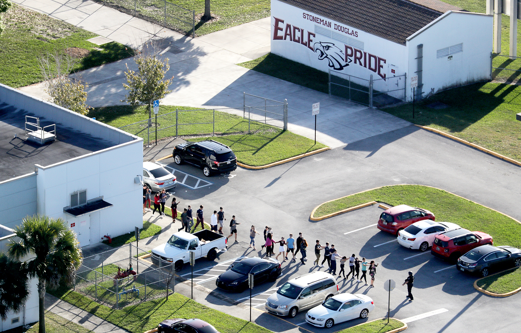Florida shooting Stoneman Douglas High School