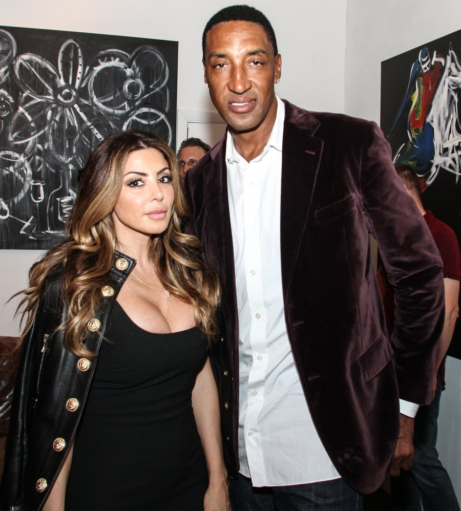 Cheaters Scottie Pippen and Larsa Pippen