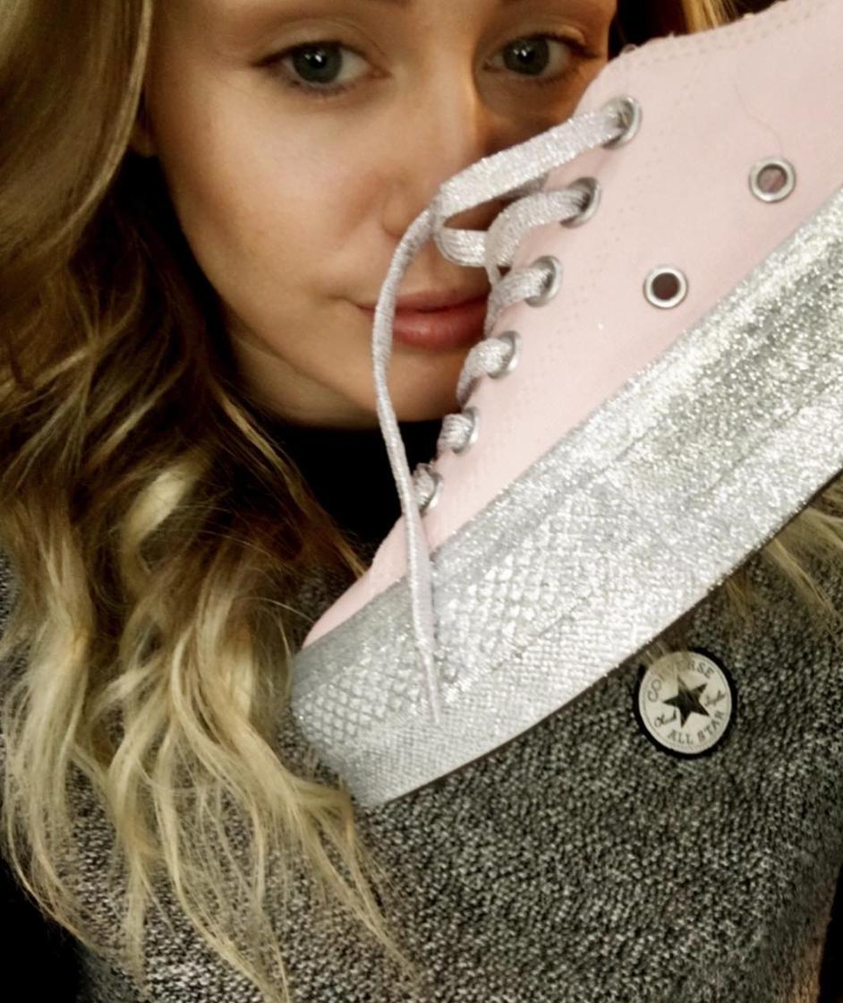 Miley Cyrus Converse Collection  Details c09de396f
