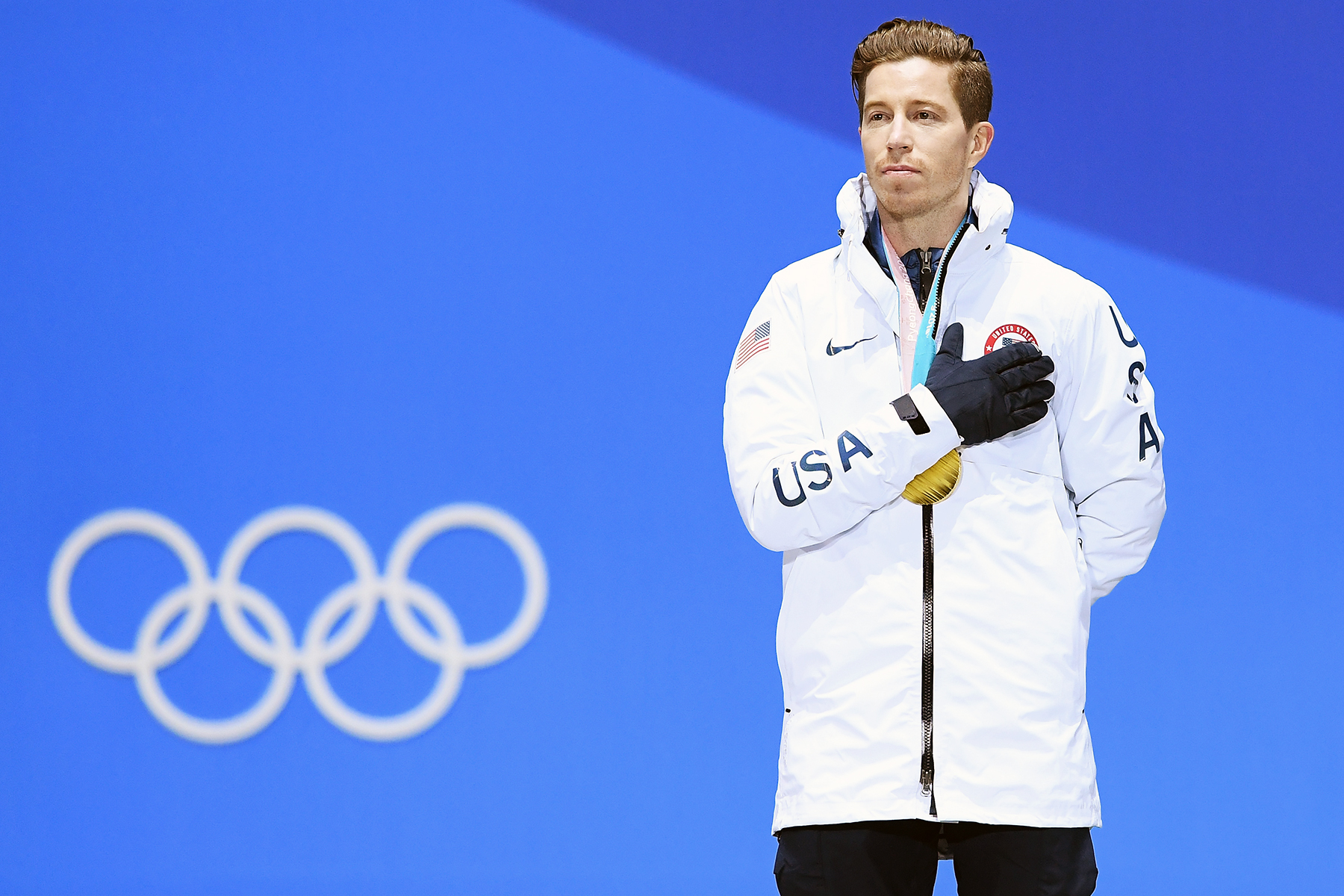 Shaun White Apologizes