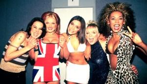 Spice Girls, Tour, Melanie Chisholm, Geri Halliwell, Victoria Beckham, Emma Bunton, Melanie Brown
