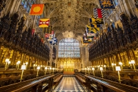 St Georges Chapel Windsor Castle Prince Harry Meghan Markle wedding
