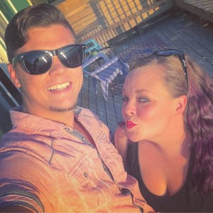Tyler Baltierra, Catelynn Lowell, Teen Mom, Reunion