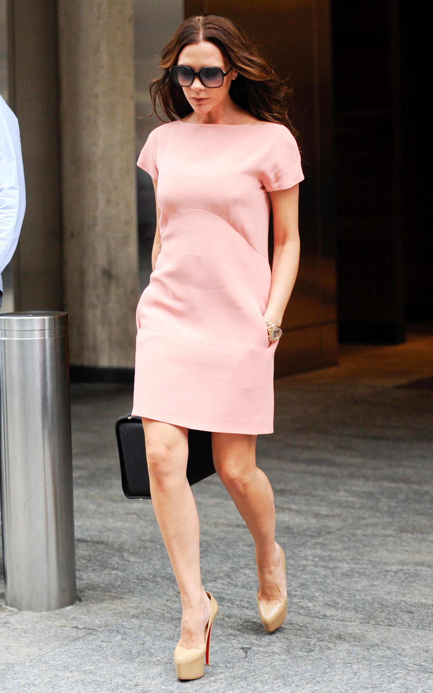 Victoria Beckham\'s Style From Spice Girls to Fashion Designer