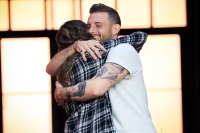 Sutton Foster Nico Tortorella Younger Cast Reunite For First Table Read