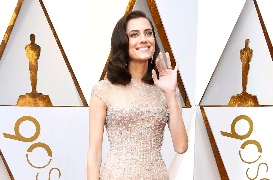Allison Williams promo aa Oscars 2018