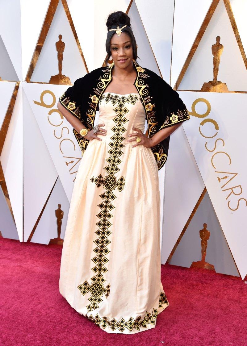 Tiffany Haddish AA Oscars 2018