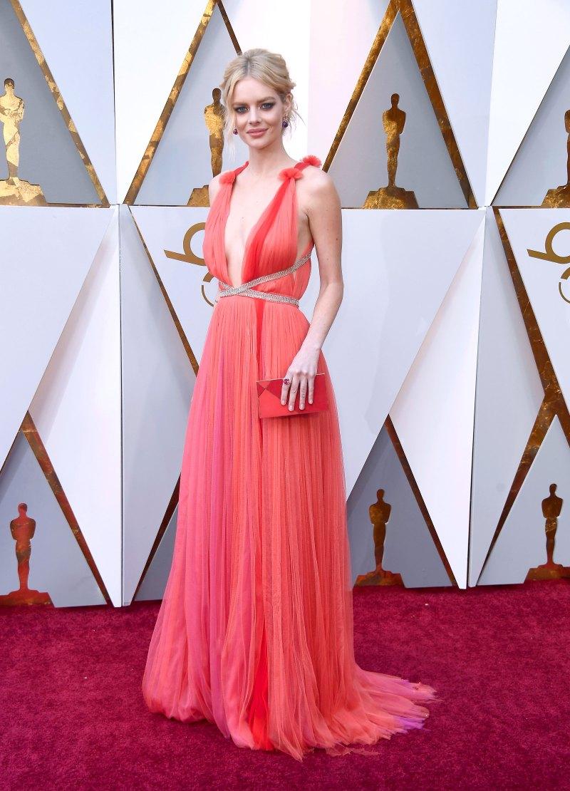 Samara Weaving AA Oscars 2018