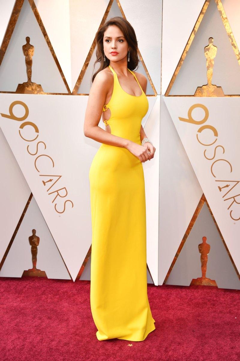 Eiza Gonzalez AA Oscars 2018