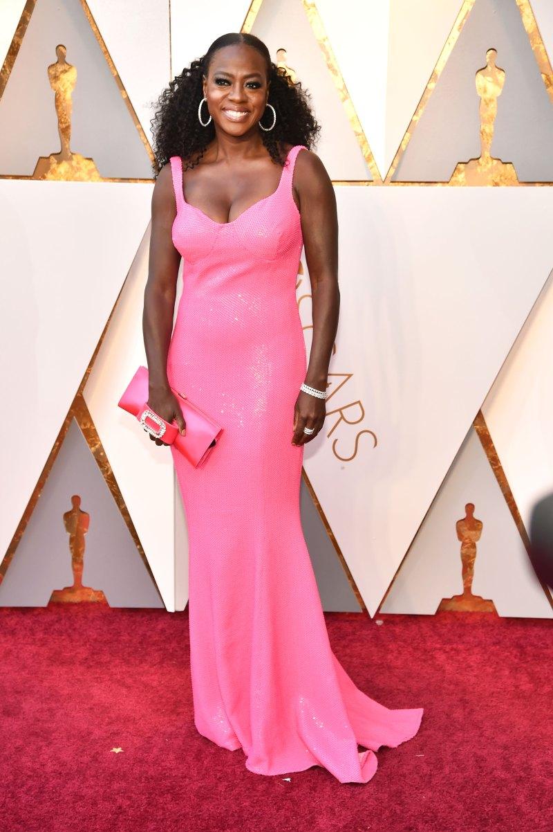 Viola Davis AA Oscars 2018
