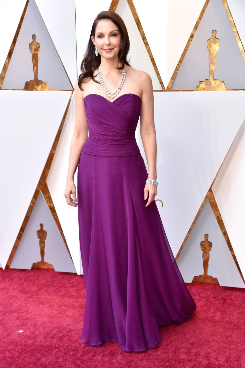 Ashley Judd AA Oscars 2018