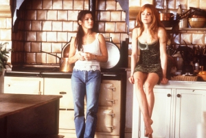Sandra Bullock and Nicole Kidman in 'Practical Magic'