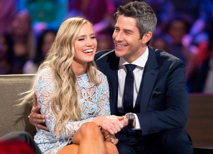 Arie Luyendyk Jr. and Lauren Burnham on 'The Bachelor: After the Final Rose'