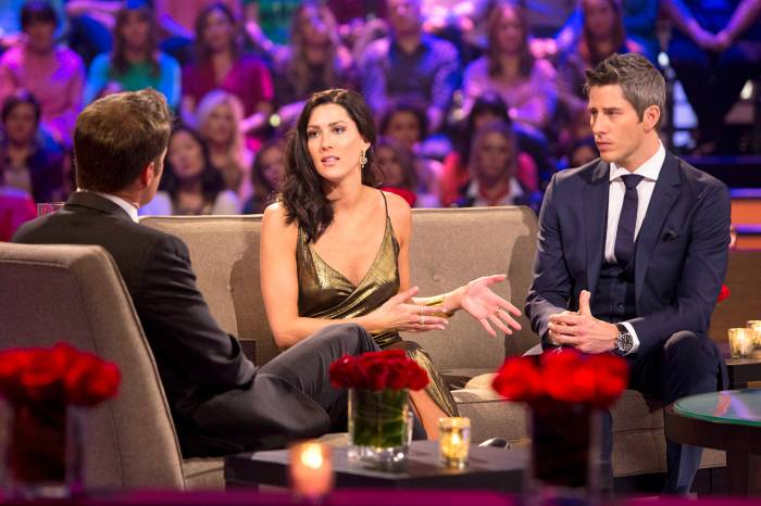 Becca Kufrin and Arie Luyendyk Jr. on 'The Bachelor: After the Final Rose'