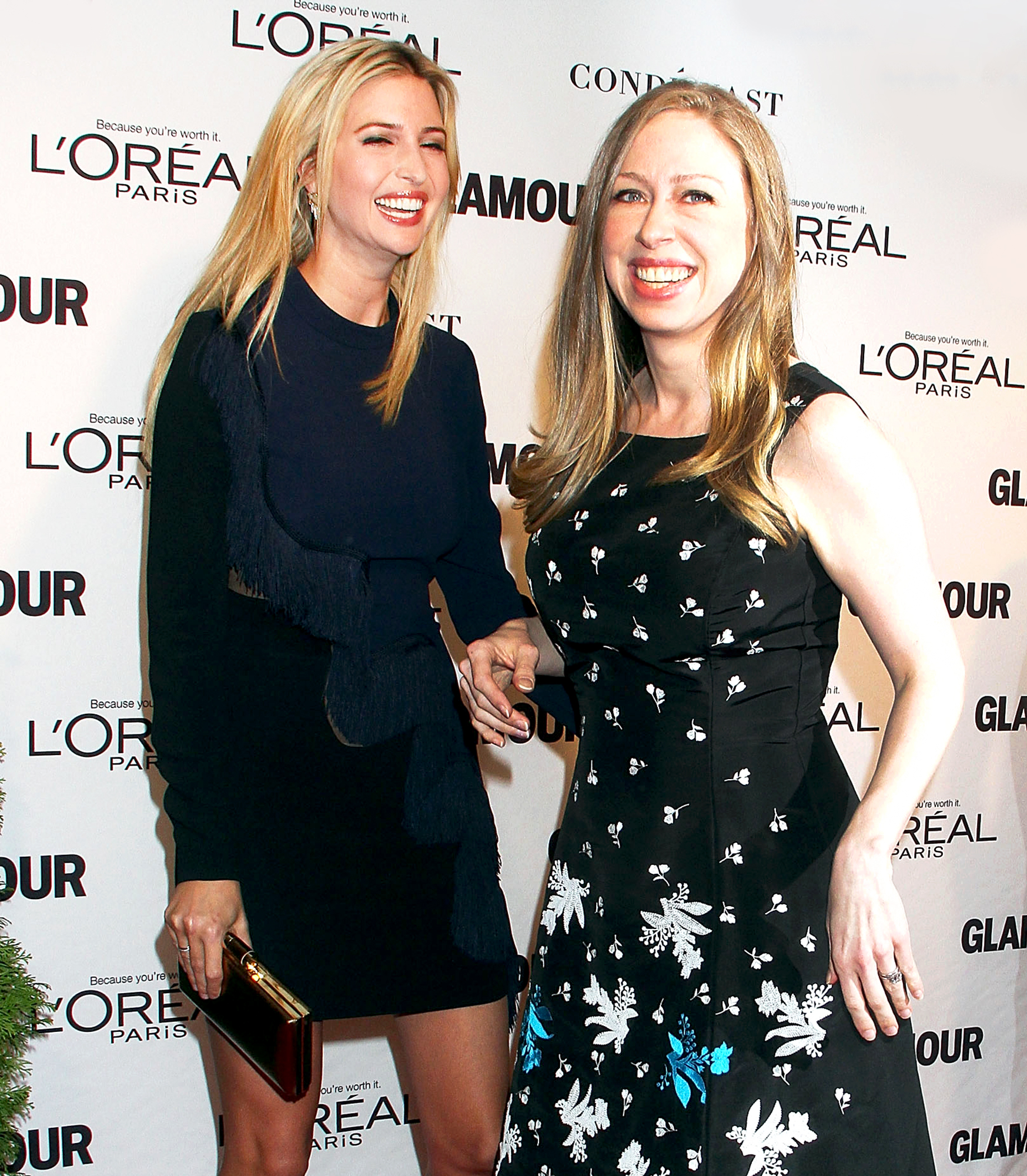 Chelsea Clinton: It's Fair to Ask Ivanka About Dad's Alleged Sexual Assaults