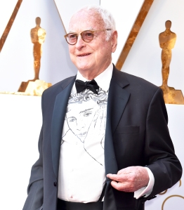 Oscars 2018 James Ivory attends the 90th Annual Academy Awards at Hollywood & Highland Center on March 4, 2018 in Hollywood, California.