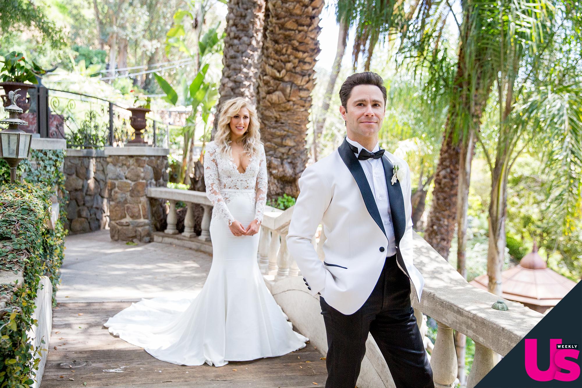 DWTS' Pros Emma Slater and Sasha Farber's Wedding Album