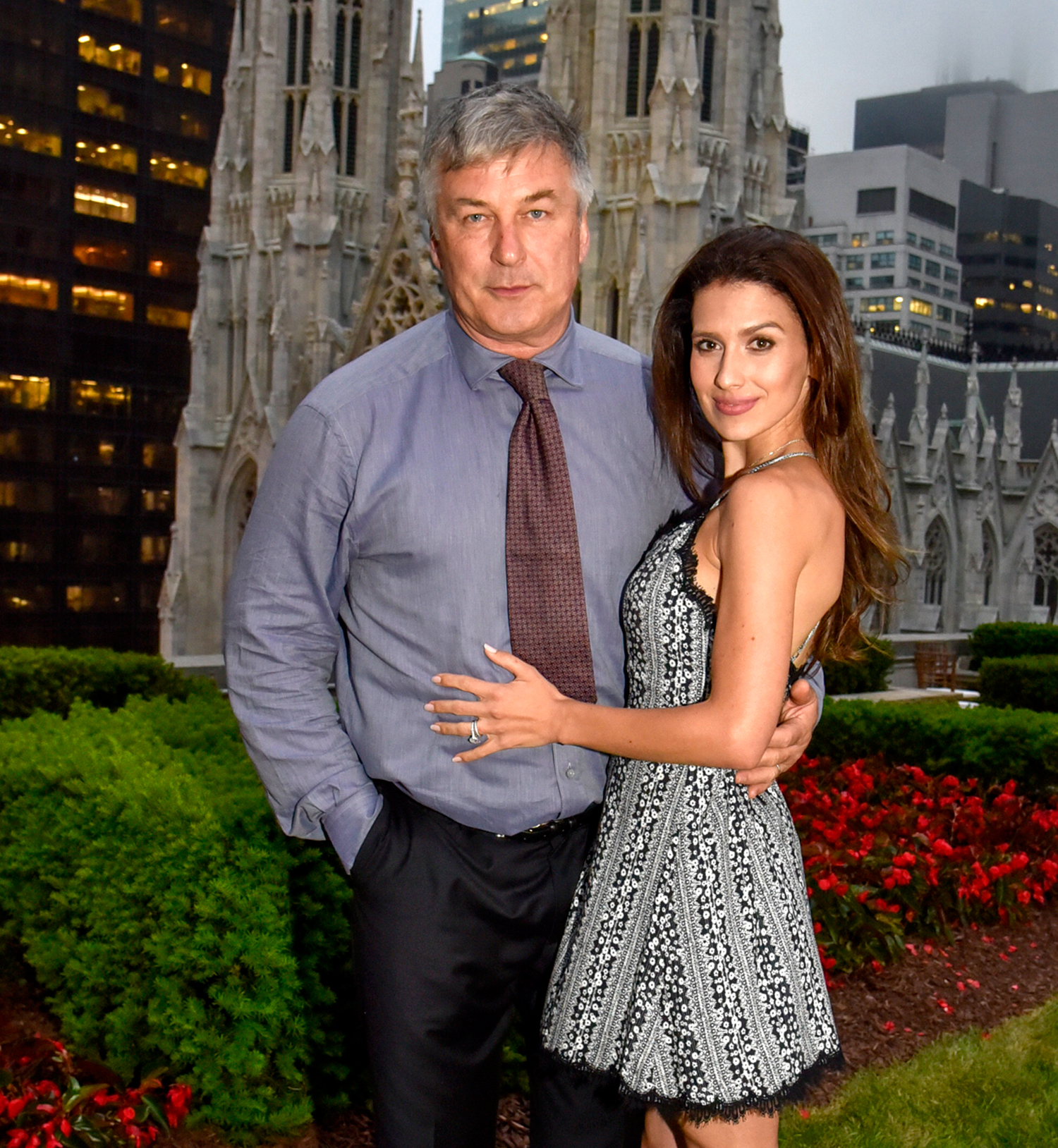 Alec Baldwin & Wife Hilaria Welcome a Baby Boy!