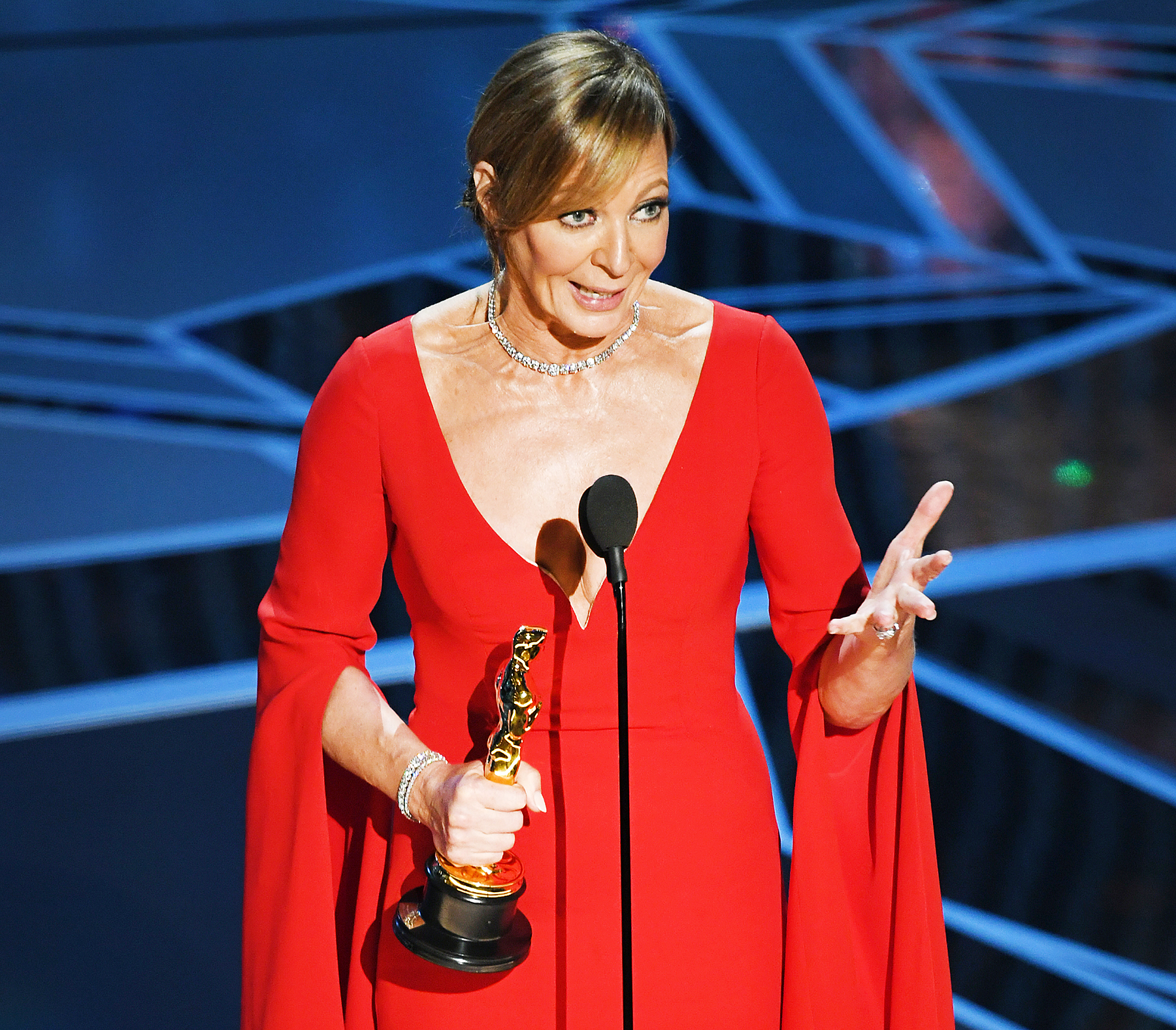 Allison Janney Best Supporting Actress Oscars 2018