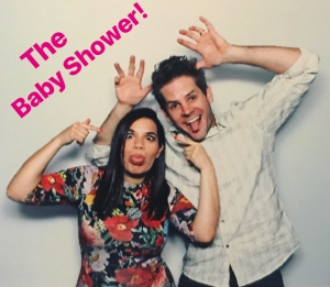 America Ferrera Celebrates Baby Shower With 'Superstore' and 'Ugly Betty' Costars