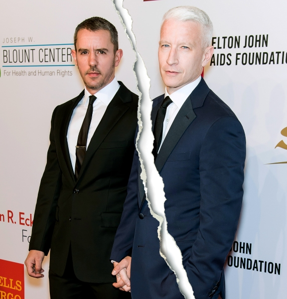 Gay Journalist Anderson Cooper Splits From Boyfriend Benjamin Maisani: Details