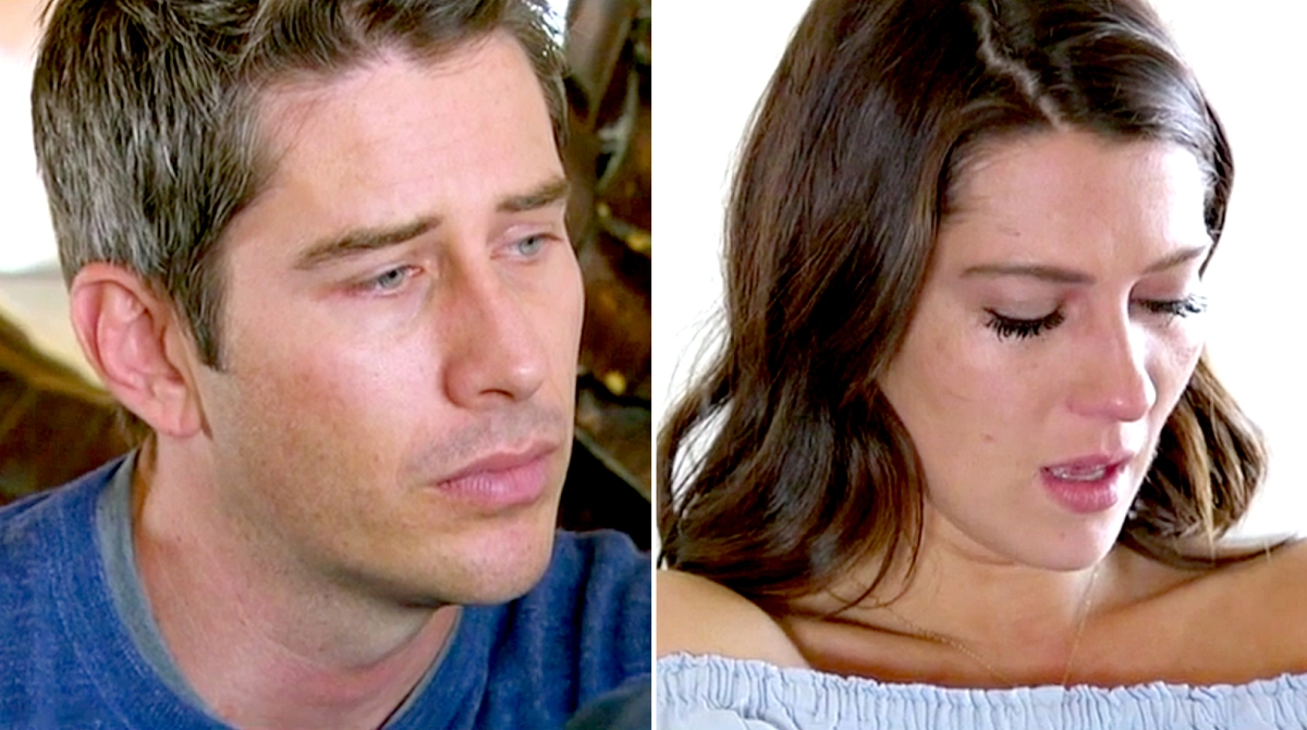 Did ABC Take It Too Far By Airing Becca And Aries Split Bachelor Stars Weigh In
