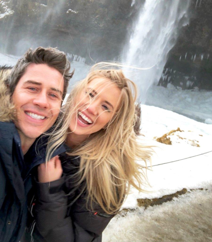 Arie Luyendyk Jr. and Lauren Burnahm