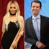 Aubrey O'Day and Donald Trump Jr. song DJT