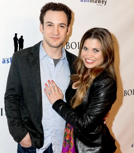 Ben Savage with Single