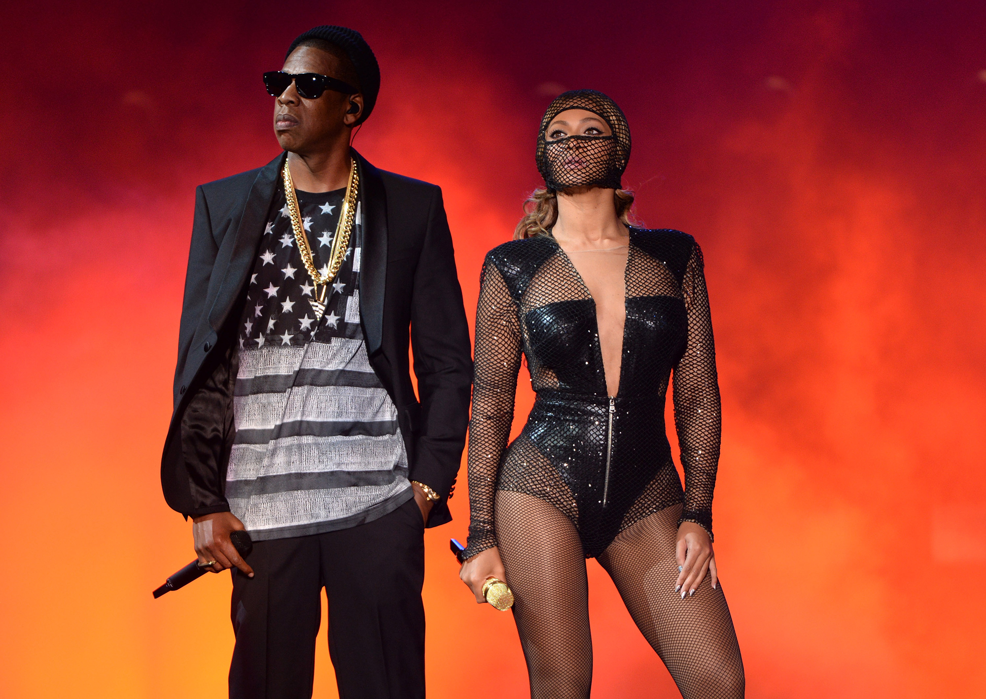 Jay-Z and Beyonce perform new tour 2018