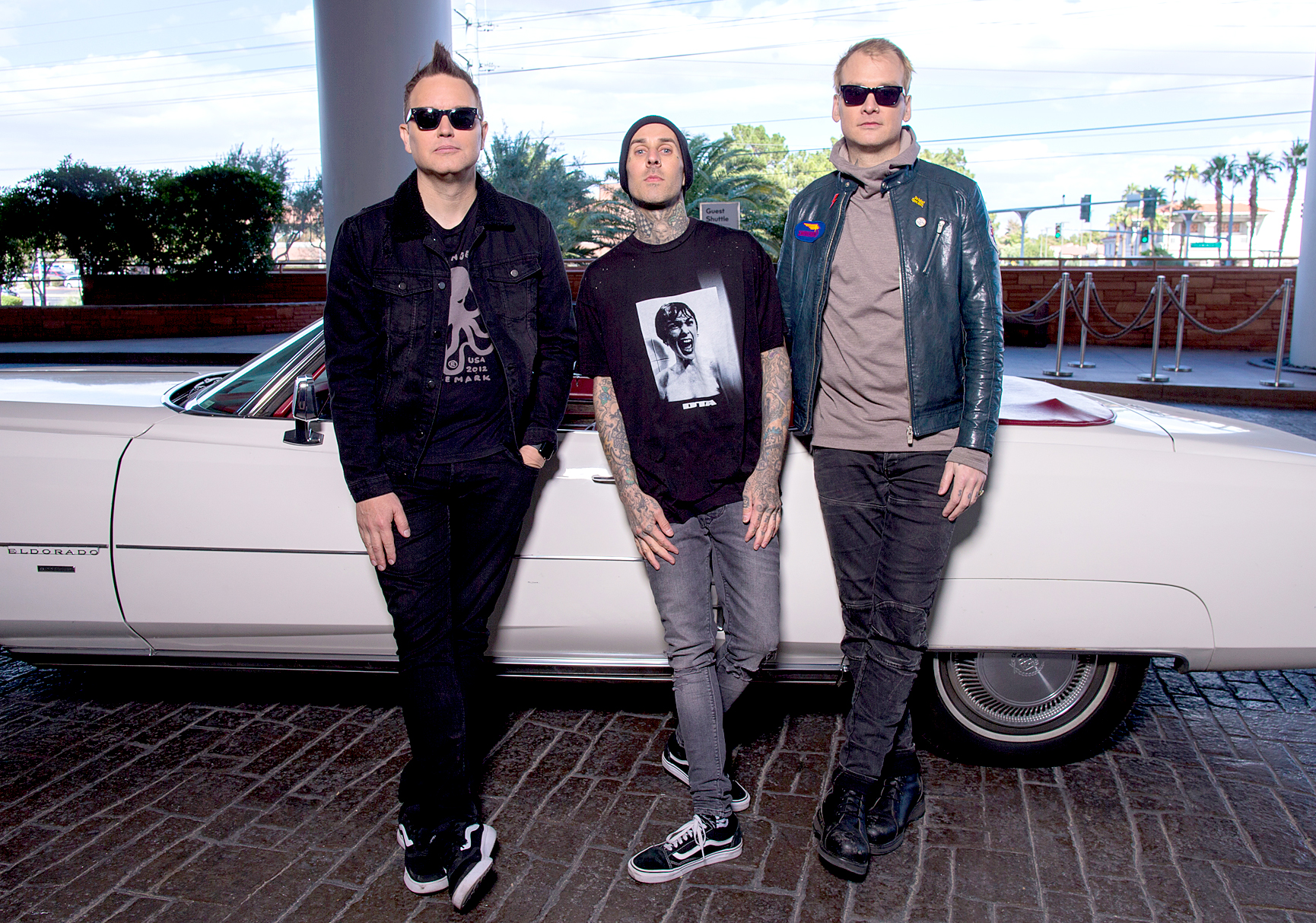 Blink-182 Books Las Vegas Residency - Dates Revealed!
