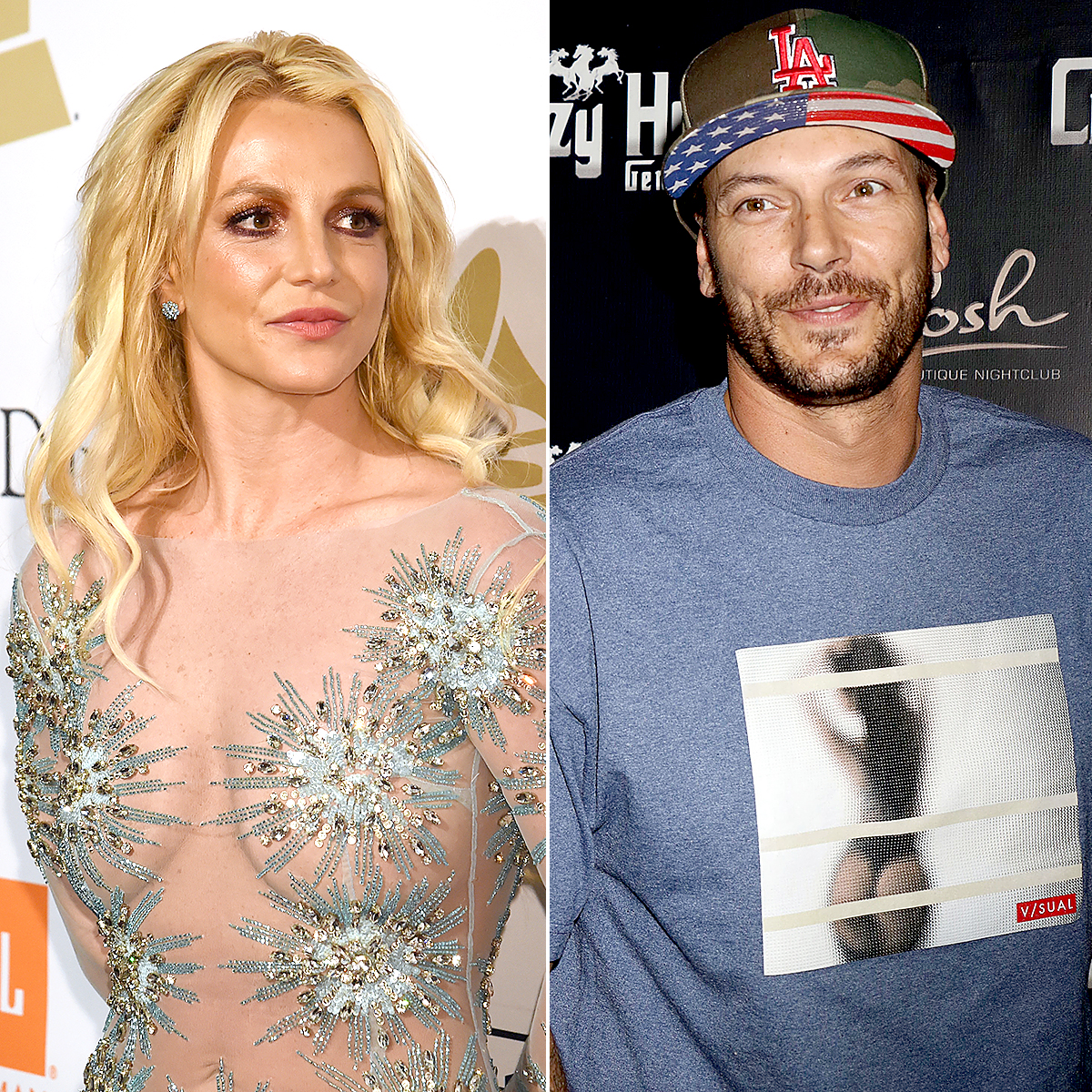 Britney Wants Daddy to Lay Off