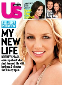 Britney Spears Us Weekly Cover My New Life