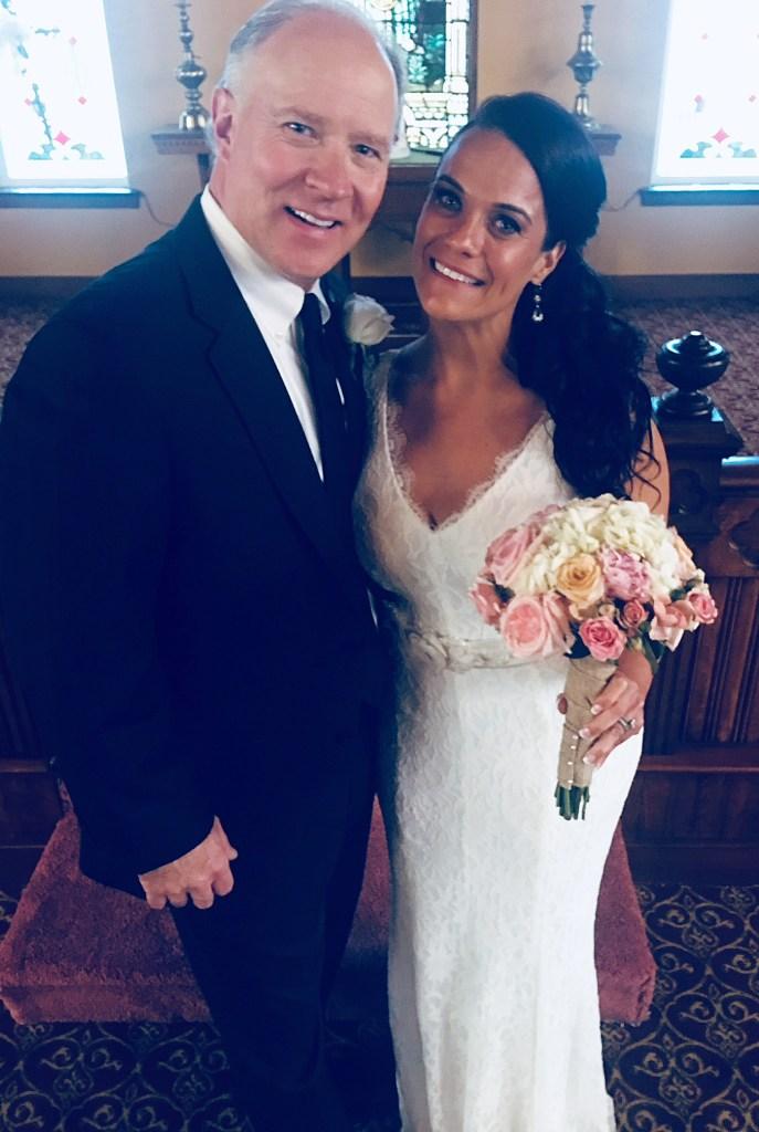 'RHOC' Star Vicki Gunvalson's Ex-Boyfriend Brooks Ayers Marries Christy Linderman