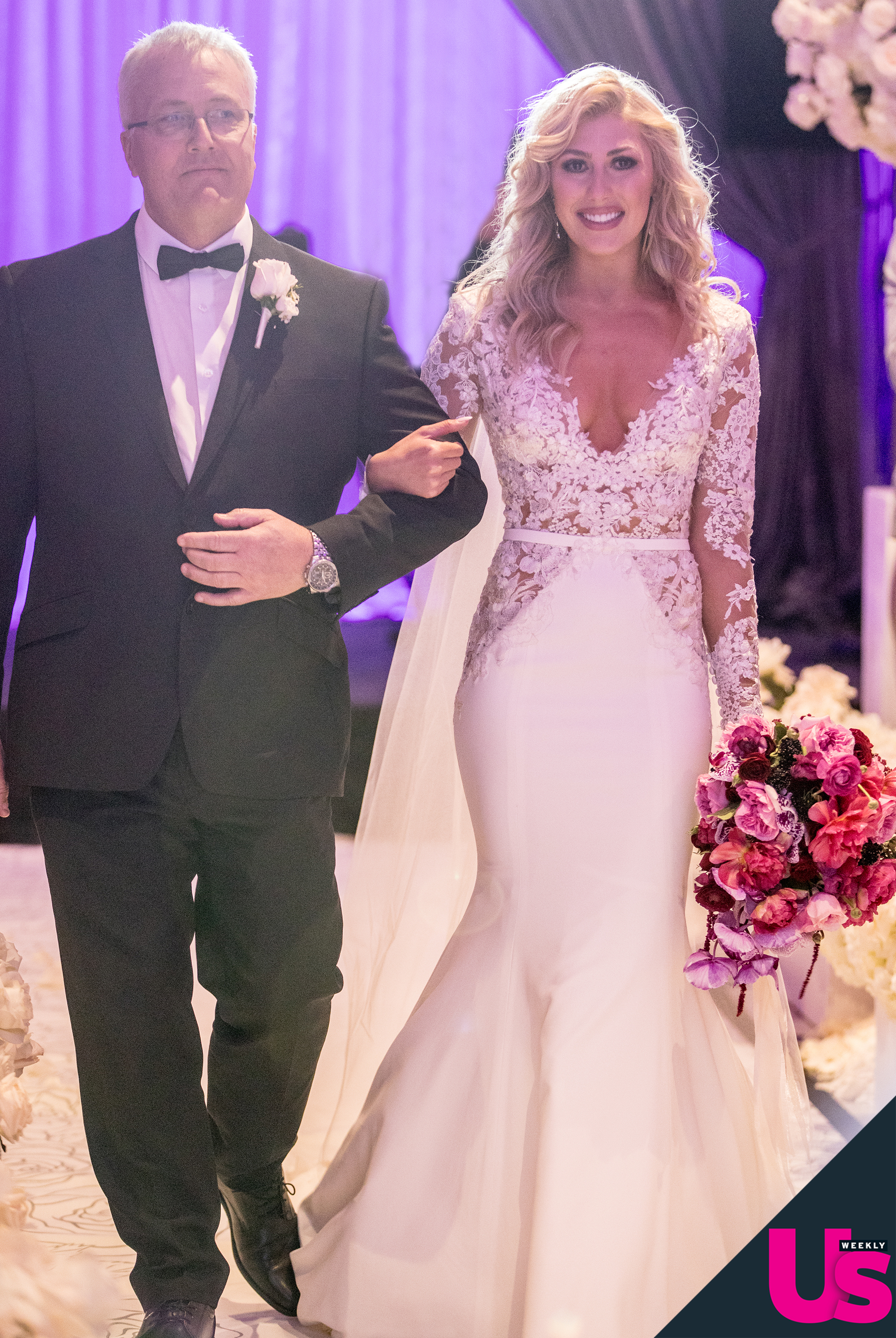 DWTS\' Pros Emma Slater and Sasha Farber\'s Wedding Album