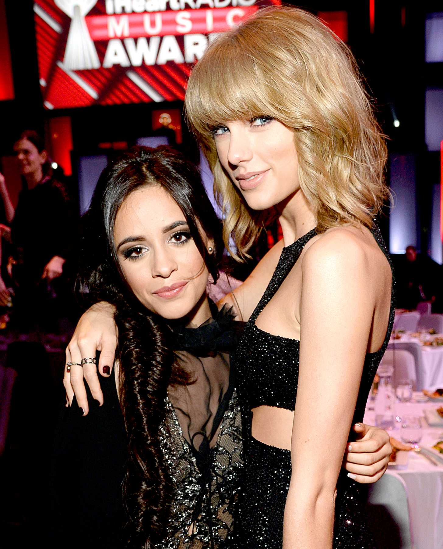 Camila Cabello Denies Rumors Taylor Swift Persuaded Her To Leave Fifth Harmony