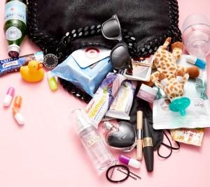 Camilla Luddington's bag