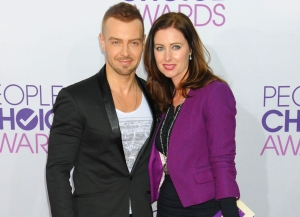 Joey Lawrence wife bankruptcy