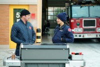 Chicago Fire, Severide, Stella, Relationship