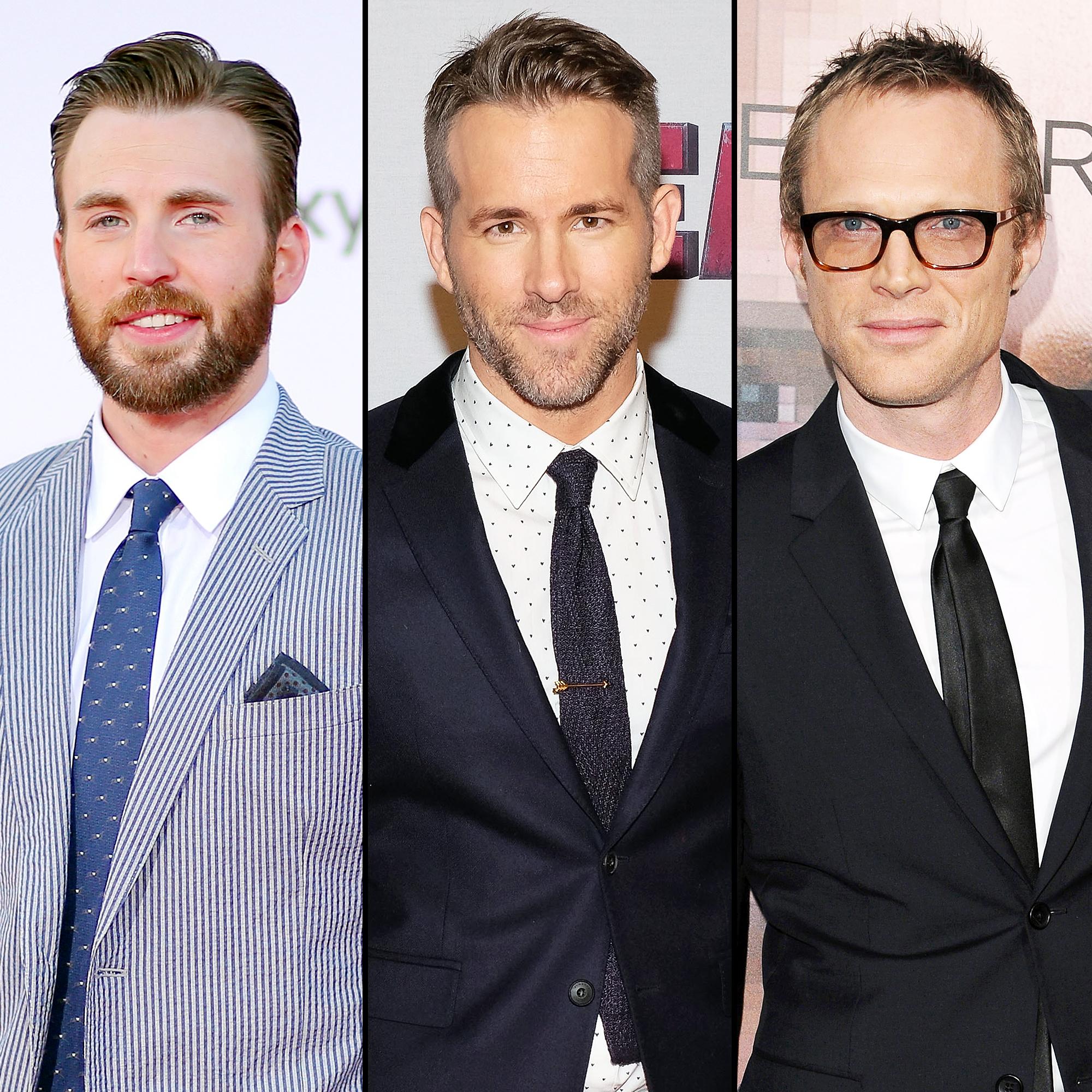 Chris Evans Ryan Reynolds Make Dying Boys Avengers Wish Come True