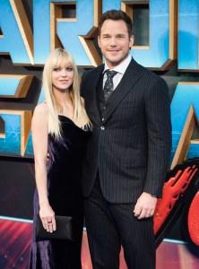 Chris Pratt and Anna Faris marriage